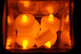 Cheap Halloween Decorations Diy Halloween Decor Glowing Luminaries Making Lemonade