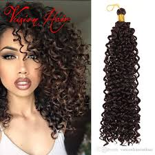 latch hook hair pictures 2018 wholesale freetress crochet braiding curly hair extensions 14