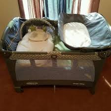 Graco Pack N Play With Changing Table Find More Graco Pack N Play Set With Bassinet And Changing Table