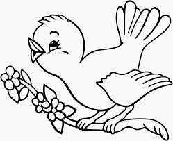 coloring pages flying birds birds fly south in autumn coloring