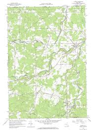 Washington New York Map by New York Topo Maps 7 5 Minute Topographic Maps 1 24 000 Scale