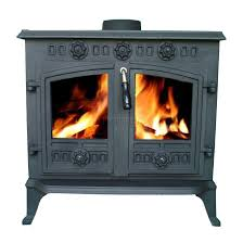 12kw ja006 high efficient cast iron log burner multifuel