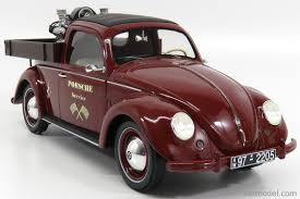 porsche volkswagen beetle schuco 0093 scale 1 18 volkswagen beetle kafer pick up porsche
