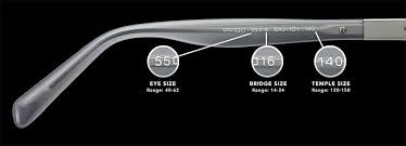 How To Read Dimensions How To Find Your Glasses Size Perfect Fit With These Easy Steps