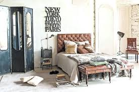d o chambre vintage chambre style industriel idee deco chambre style industriel