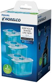 Clean Cleaner by Cleaning Cartridge Jc303 52 Norelco