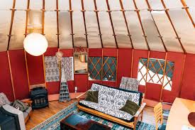 yurt home on a horse farm tim and beth u0027s farm ny 4 hipcamper