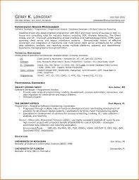 Sample Resume For Experienced Net Developer by Examples Of Resumes 89 Remarkable What Is A Resume For Job In