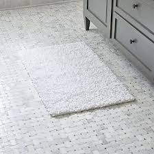 Grey Bathroom Rugs Bathroom Rugs And Bath Mats Crate And Barrel