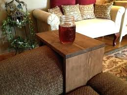 sofa arm tray wondrous sofa arm tray for home design rustic rest