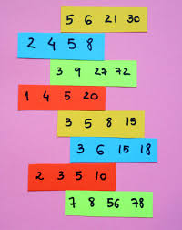 number fact families fact family practice activity education