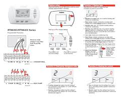wiring diagrams honeywell 2 wire thermostat two lively 8 diagram