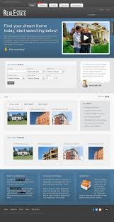Real Estate Joomla Template by S5 Real Estate Template Vn