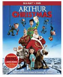 snag arthur christmas on blu ray dvd for just 9 99 coupon closet