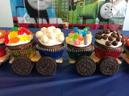 best 25 thomas cupcakes ideas on pinterest train birthday