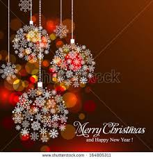 merry happy new year card stock vector 159766100