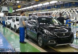 2008 peugeot cars iran khodro beging mass production of peugeot 2008