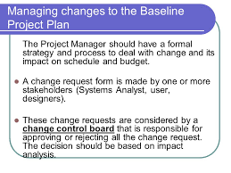 Project Project Management Change Request by Chapter 3 Managing The Information Systems Project Ppt Download