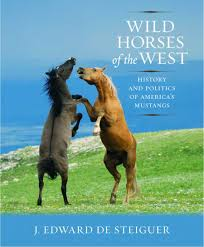 mustang horse running wild horses of the west history and politics of america u0027s