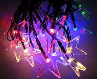 Outdoor Colored Christmas Lights by Solar Colored Lights For Outdoors Price Comparison Buy Cheapest