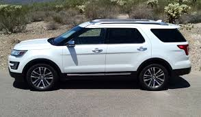 Ford Explorer Exhaust - driven ford explorer platinum takes sport further