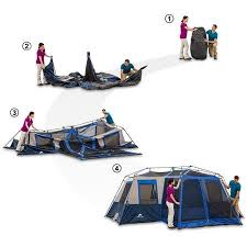 best family tents with screened porch and optimal safety 2018