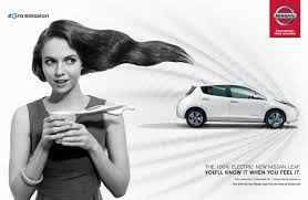who is the girl in the new nissan altima commercial nissan print advert by tbwa feel the surge girl ads of the world