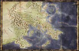 Fantasy World Map by Pathfinder Archives Fantastic Maps
