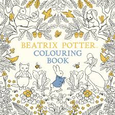 the beatrix potter colouring book amazon co uk beatrix potter