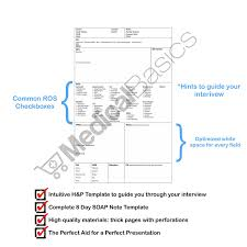 soap note template virtren com