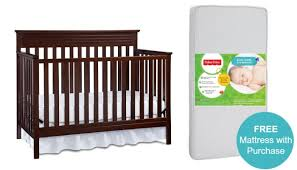 Convertible Crib Mattress Kohl S Fisher Price Newbury 4 In 1 Convertible Crib Mattress