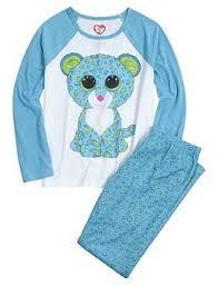 beanie boos pajama girls sleepwear sleep u0026 undies shop