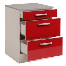 bloc tiroir cuisine étourdissant bloc tiroir cuisine avec caisson tiroir pas cher