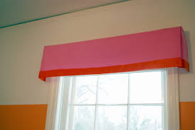 Foam Board Window Valance Diy No Sew Box Pleat Valance Effortless Style Blog