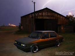 1984 Volkswagen Jetta Eurotuner Magazine