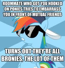 Brony Memes - socially awesome brony memes quickmeme