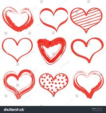 valentine valentine day heart template editable january calendar