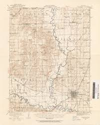 Chillicothe Ohio Map by