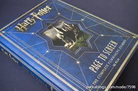 book review harry potter screen complete filmmaking