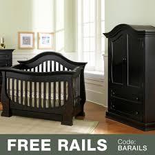 Davenport Convertible Crib Baby Appleseed Davenport 2 Nursery Set Convertible Crib