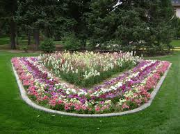 let u0027s take a walk flower bed designs garden ideas and gardens