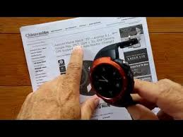 z9 rugged android 5 1 round smartwatch unboxing and 1st look