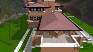 clásicos de arquitectura robie house frank lloyd wright youtube