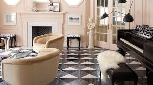 interior design u2014 artful classic inspired entryway u0026 living room