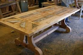Dining Table Building Plans Dinning Room Table Plans Pedestal Farmhouse Table Diy