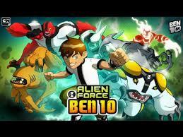 ben 10 list aliens characters