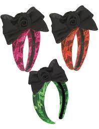 80 s headbands 80 s lace headbands caufields