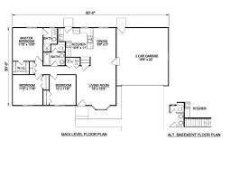 House Plans For 1200 Sq Ft Ranch Style House Plan 3 Beds 2 00 Baths 1200 Sq Ft Plan 116 290