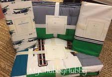 Pottery Barn Madras Crib Bedding by Pottery Barn Kids Boys U0027 Crib Nursery Bedding Ebay
