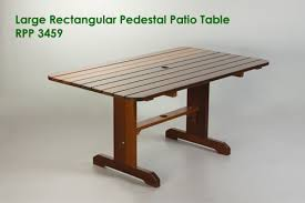 Rectangular Patio Tables Outdoor Tables Chairs Seating And Planters Outdooor Patio